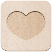 Family Day- Square Heart