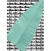 Easter Elements-Paper Leaf