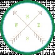 Nature Escape Elements- tag 3 print