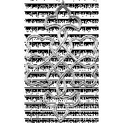 Nature Escape Elements- wire quatrefoil
