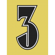 Here Now Alpha Card Yellow 3
