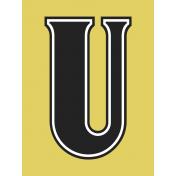 Here Now Alpha Card Yellow U