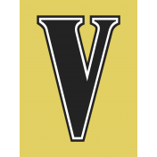 Here Now Alpha Card Yellow V