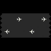 World Traveler Elements Kit- Washi Tape 05