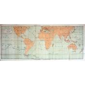 World Traveler Elements Kit- World Map 02