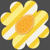 World Traveler Elements Kit- Paper Flower 03