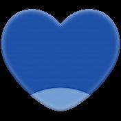 World Traveler Elements Kit-Rubber Heart