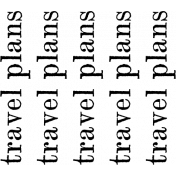 Ephemera Number Bit 13 Tile
