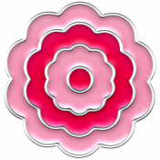 Enamel Pieces Kit 1- Flower 05