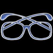 Enamel Pieces Kit 1- Eyeglasses 01