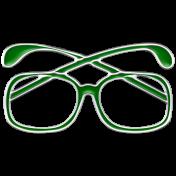 Enamel Pieces Kit 1- Eyeglasses 02