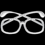 Enamel Pieces Kit 1- Eyeglasses 03