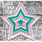 Enamel Pieces Kit 1- Star 01