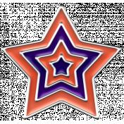 Enamel Pieces Kit 1- Star 02