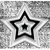 Enamel Pieces Kit 1- Star 03