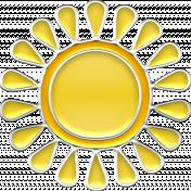 Enamel Pieces Kit 1- Sun 01
