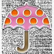 Enamel Pieces Kit 1- Umbrella 01