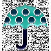 Enamel Pieces Kit 1- Umbrella 02