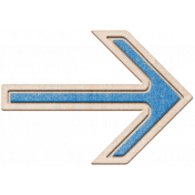 BYB Elements Birch Arrow 1a blue