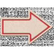 BYB Elements Birch Arrow 2a red