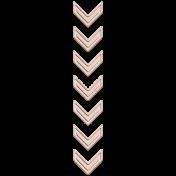 BYB Elements Birch Arrow 3b pink