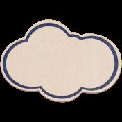 BYB Elements Birch Cloud navy