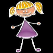 Enamel Girl- 6