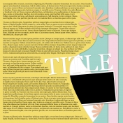 Layout Template 777 Journal