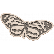 Scraps Bundle 4 Elements- Chipboard Butterfly