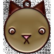 BYB Aminals- Cat Charm 3