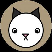 BYB Aminals- Cat Circle 2