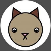 BYB Aminals- Cat Circle 3