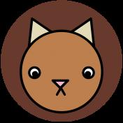 BYB Aminals- Cat Circle 4