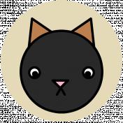 BYB Aminals- Cat Circle 5