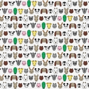 BYB Animals- Animal Paper 1a