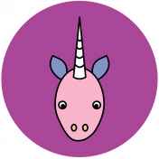 BYB Animals- Unicorn Circle