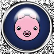 BYB Animals- Pig Brad
