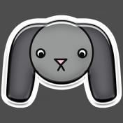 BYB Animals- Dog Sticker 4