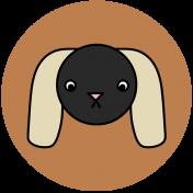 BYB Animals- Dog Circle 5