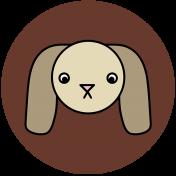 BYB Animals- Dog Circle 2