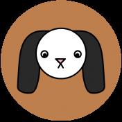BYB Animals- Dog Circle 1