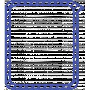 Digital Day Flat Kit- Striped Talk Bubble 5