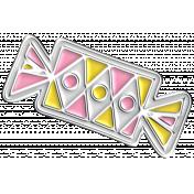 Halloween Enamel Pin- Candy 4