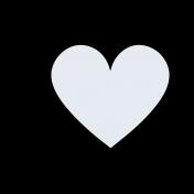 Grab Bag #13 Templates- Heart Bubble 1