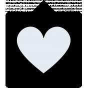 Grab Bag #13 Templates- Heart Bubble 3