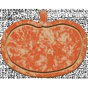 Pumpkin Spice Mini Kit- Chipboard Pumpkin 2