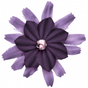 Day of Thanks Elements- Layered Flower 4