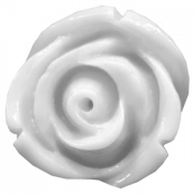 Day of Thanks Elements- White Flower