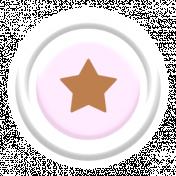 Free Spirit Elements- Puffy Flair Star