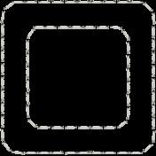 Free Spirit Elements- Stitched Frame